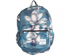 Beekeeper Parade Royal Backpack Blue Watercolour Floral