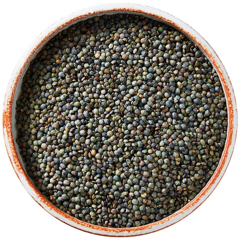 MZO French Style Green Lentils 500g