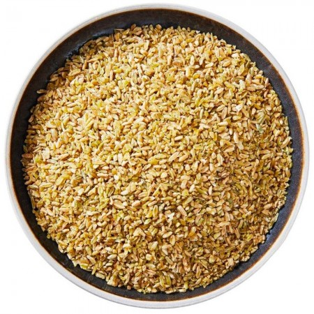 Mount Zero Olives Cracked Freekeh 500g