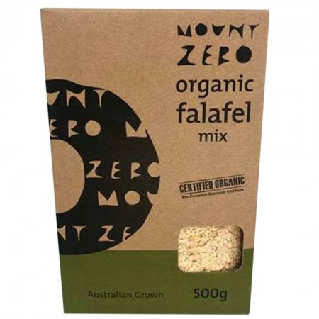 Mount Zero Olives Organic Falafel Mix 500g