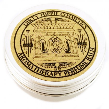 Dirty Hippie Cosmetics Aromatherapy Perfume Balm in Tin 22g