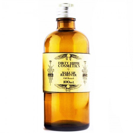 Dirty Hippie Cosmetics Oil Based Makeup Remover 100ml