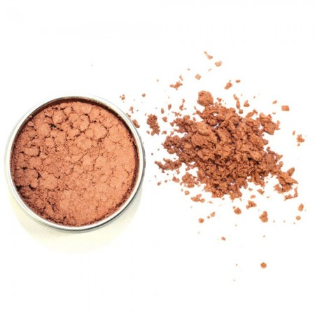 Dirty Hippie Cosmetics Bronzed Rose Powder in Tin 8g