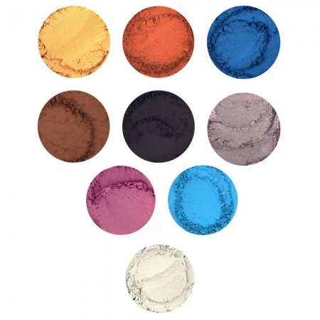 Dirty Hippie Cosmetics Mineral Eyeshadow Powder in Tin 4g