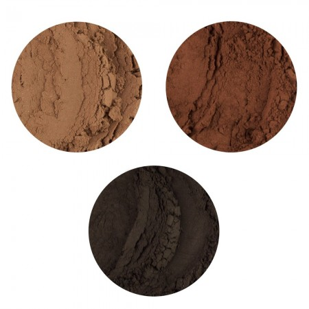 Dirty Hippie Cosmetics Mineral Brow Powder in Tin 5g