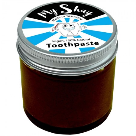 My Shay Natural Toothpaste 65g