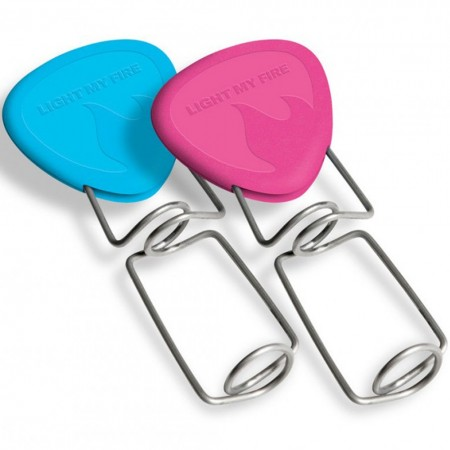 Light My Fire Grandpa's FireFork 2pk - Fuchsia/Cyan