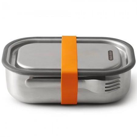 Black + Blum Large Stainless Steel Lunch Box 1L