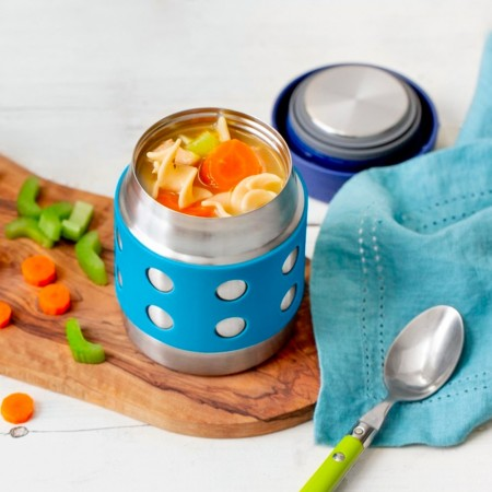 LunchBots Stainless Steel Insulated Food Container 8oz/235ml