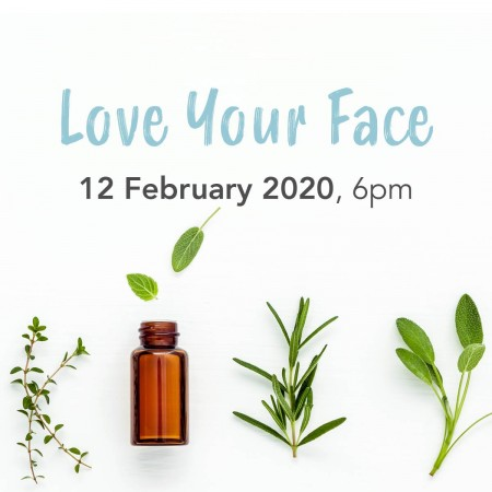 'Love Your Face' Wed Feb 12, Paddington, QLD Workshop