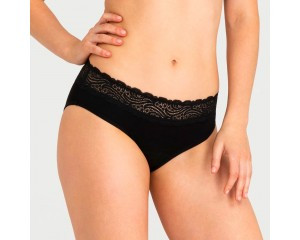Modibodi Sensual Hi-waist Bikini Period Undies - Light/Moderate