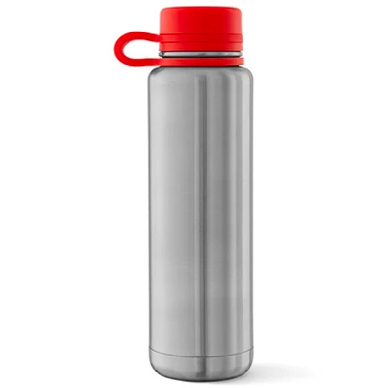 Planetbox Stainless Steel Bottle 18oz 532ml - Red