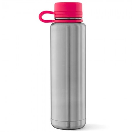 Planetbox Stainless Steel Water Bottle 18oz 532ml - Pink