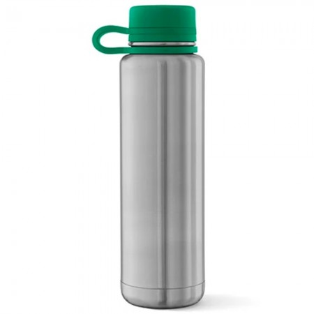 Planetbox Stainless Steel Water Bottle 18oz 532ml - Green