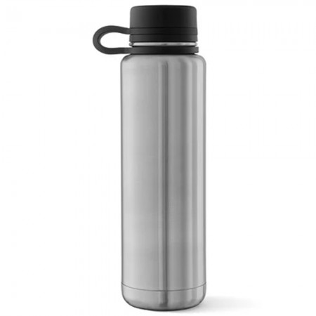 Planetbox Stainless Steel Water Bottle 18oz 532ml - Black