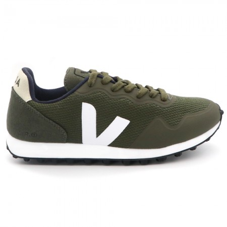 VEJA Women SDU-RT B-MESH Sneakers - Olive, White & Black