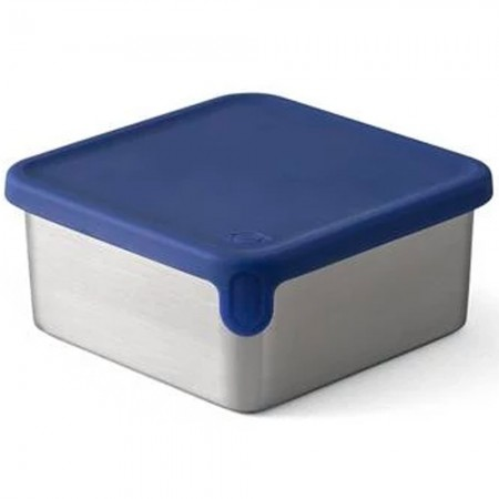 Planetbox Launch Dipper Big Square 12.3oz 365ml - Navy
