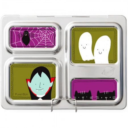Planetbox Launch Kit DRACULA (Box, Dipper, Magnets)
