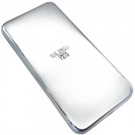 Onyx stainless steel mini ice pack