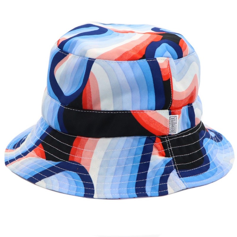 Beekeeper Parade Ribbon Bucket Hat Large/Adult
