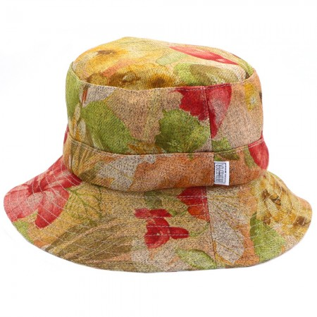 Beekeeper Parade Bucket Hat Small/Child - Flower Garden