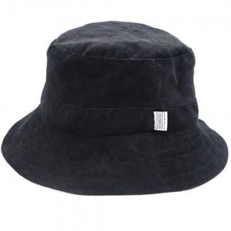 Beekeeper Parade Bucket Hat Small/Child - Black Cordoroy