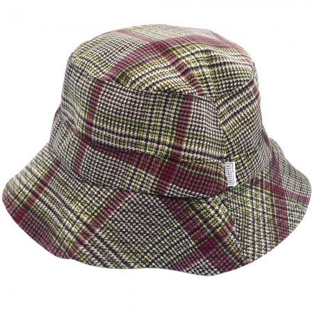 Beekeeper Parade Bucket Hat Small/Child - Tartan