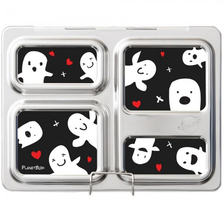 Planetbox Launch Kit GHOST HEARTS (Box, Dipper, Magnets, Carry Bag)