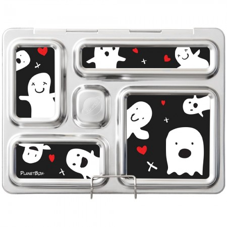 PlanetBox Rover Kit GHOST HEARTS (Box, Containers, Magnets)