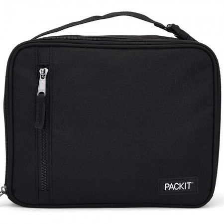 PackIt Freezable Classic Lunch Box - Black