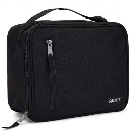 PackIt Classic Lunch Box Black