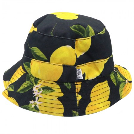 Beekeeper Parade Bucket Hat Small/Child - Lemon