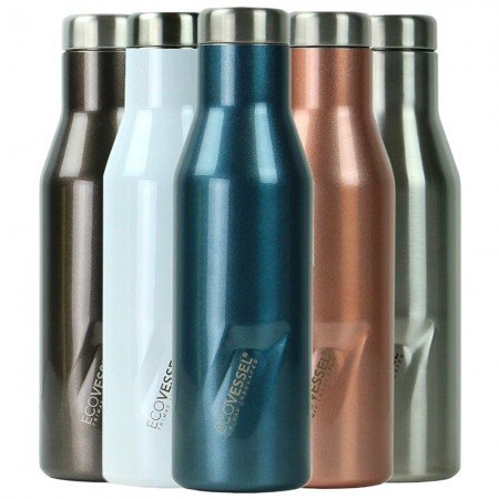 EcoVessel Aspen Triple Insulated Bottle 473ml
