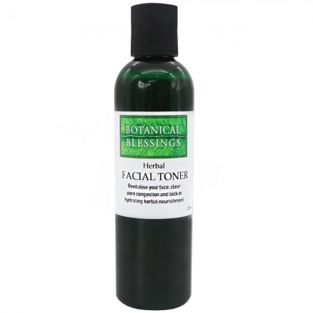Botanical Blessings Herbal Face Toner 125ml