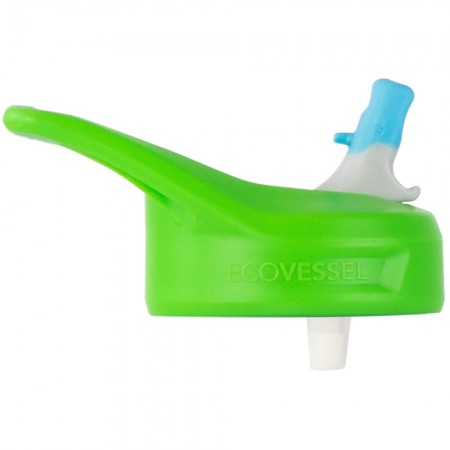 EcoVessel Kids Replacement Straw Lid
