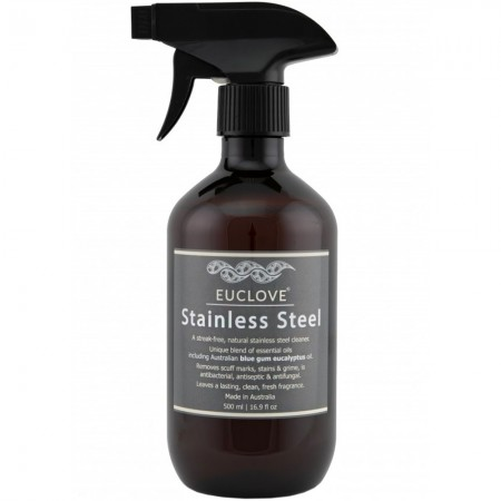 Euclove Stainless Steel Cleaning Spray 500ml