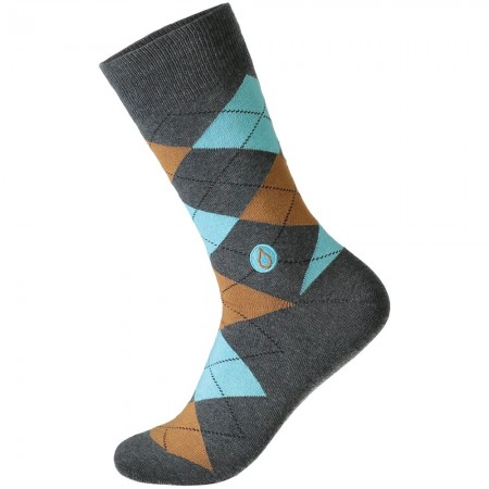 Conscious Step Socks That Give Water - Argyle