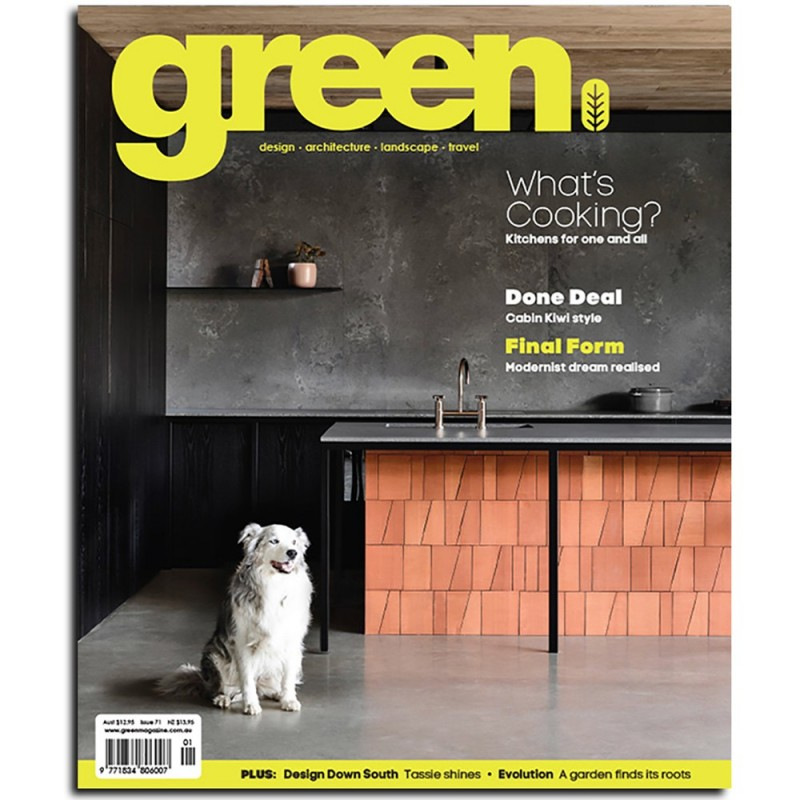 Green Magazine Issue 71
