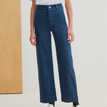 Kowtow Carpenter Jeans - Indigo