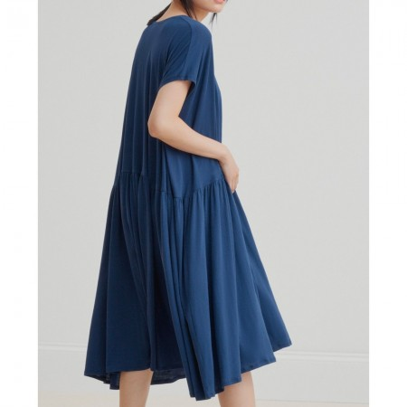 Kowtow Gather Dress