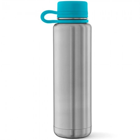 Planetbox Stainless Steel Water Bottle 18oz 532ml - Teal