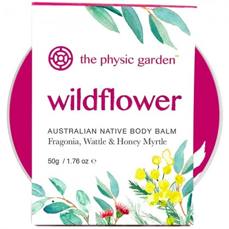 The Physic Garden Wildflower Body Balm