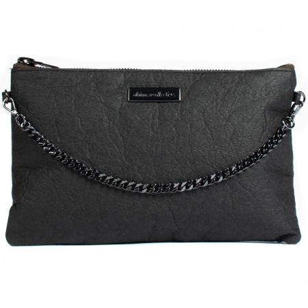 Ahimsa Collective Clutch Courage Bag
