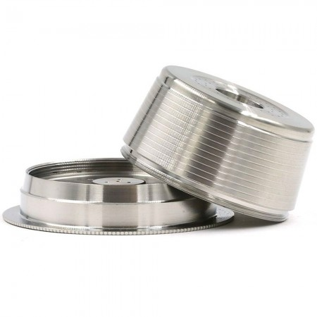Pod Star Aldi reusable stainless steel coffee capsule single