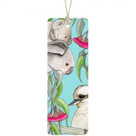 Earth Greetings Bookmark - Gumtree Gang