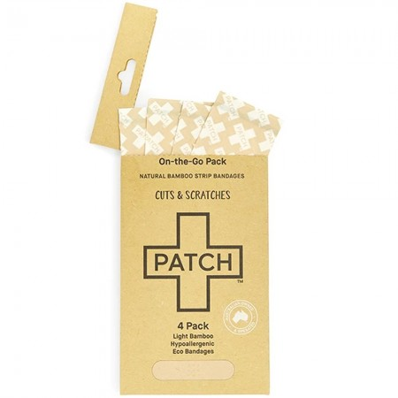 Patch On The Go Pack - Natural (4)