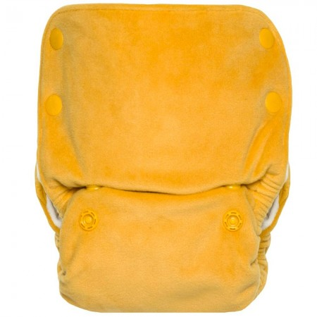 GroVia Buttah Organic All In One Nappy - Yarrow