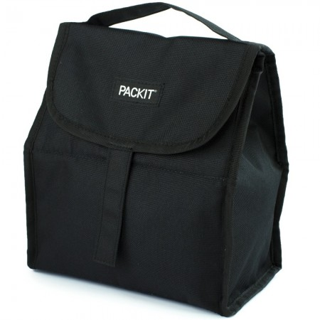 Packit Freezable Lunch Sack - Black