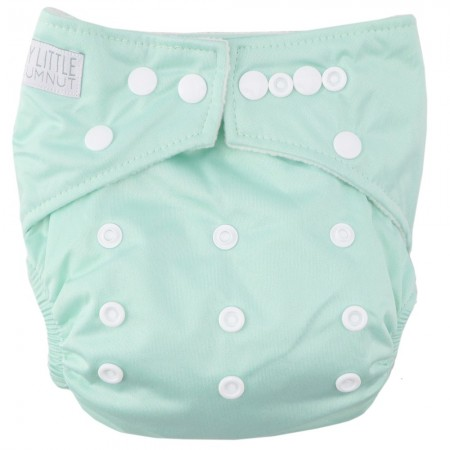 My Little Gumnut Modern Cloth Nappy - Mint