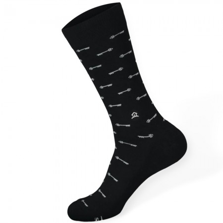 Conscious Step Socks That Build Homes - Black Keys